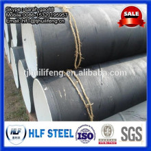 hebei steel structure pipe with bitumen for irrigation system