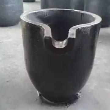 Cadinho de grafite de carboneto de silício de alta condutividade térmica