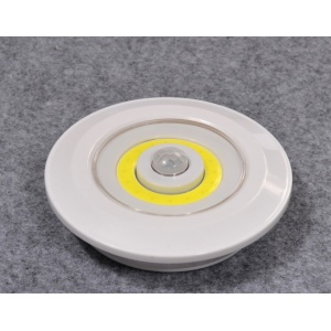 Newest 3W COB battery led Motion Sensor Light
