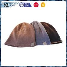 La mayoría de los diversos tipos populares tejen el sombrero para el precio al por mayor de la muchacha