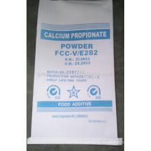 Белый порошок 99% Пропионат кальция для корма и пищевого сорта