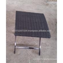 Wicker Outdoor / Garden Furniture - Stool