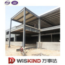 Fast Install Steekl Structure Construction Building