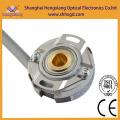 Hengxiang taper encoder DC Motor Encoer Incremental Hollow Shaft NPN output DC12V