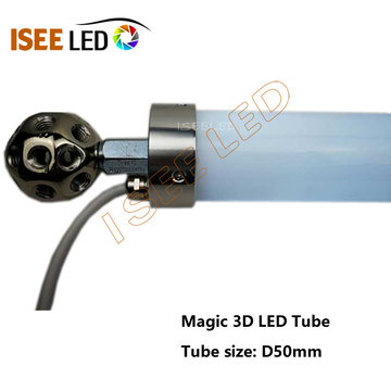 Ses Aktive Led Magic Tüp Işıkları