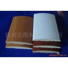 Фанерованная ламинатная форма