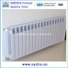 Peinture époxy professionnel en poudre époxy pour radiateur