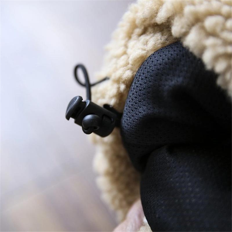Mens Sherpa Pullover Jacket 1