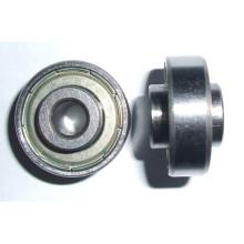 Шарикоподшипники радиальные (608ZZ RS открыть)