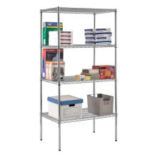 NSF Adjustable Heavy Duty Chrome Steel Shelving for Multifunction Used (HD361872A4C)