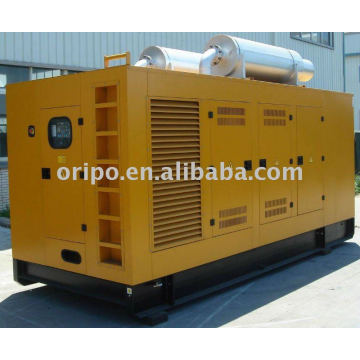 water cooled silent generator with standard AVR