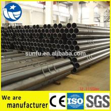 Panneau soudé au carbone 40 tuyau d'acier Q345B avec ISO CE SGS