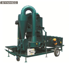 Cereals cleaning machine cleaner castor