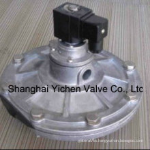 Submerged Electromagnetic Pulse Valve (YCYMD)