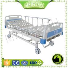 3 Crank Manual adjustable hospital bed