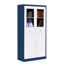 2 drawers Metal Filing Cabinet Storage Steel File Cabinet Archive Metal Filing Cupboard  with lock