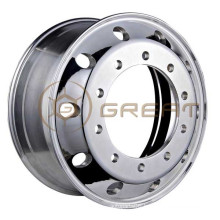 forged aluminum truck wheel 24.5*8.25
