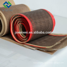 China manufacturer alibaba trade assurance 4*4mm Kevlar mesh conveyor belt