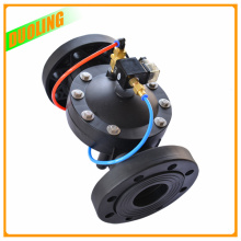 2 Way Diaphragm PA6 Material Solenoid Industrial Water Flow Dn 40 Control Valve