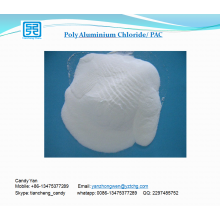 white Poly aluminium Chloride for paper waster water treatment