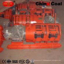 Treuil de charbon de grattoir anti-déflagrant de 2jp-55 avec le seau de grattoir