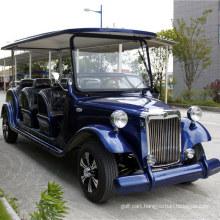 Royal Original Manufacturer 8 Seats Deluxe Golf Carts Electric Retro Car