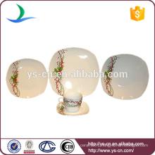 Hot sale ceramic wholesale dinner set