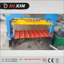 Máquina de laminado de tejas de acero y metal para la venta