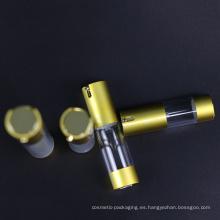 Cosmético que embala la botella Airless de la loción a pistola plástica (NAB24)