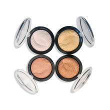 2021 New Style Design Highlighter Cosmetics Shinning Eyeshadow Makeup Private Label Long Lasting Eyeshadow