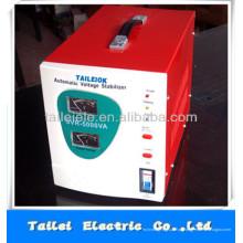 AVR 5000W AC estabilizador de tensão elétrica casa automática completa