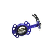 Tipo válvula da bolacha do controle remoto de JKTL da válvula de borboleta sanitária da categoria do alimento para venda