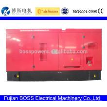 25KW 1800rpm Xichai gerador de energia à prova de som