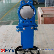 API Knife Gate Valve Cast Iron