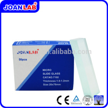 JOANlab 72pcs par boîte Microscope Slide 7105
