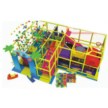 Children Indoor Soft Playground Equipment