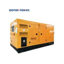 Low RPM  Noiseless 250KVA 200KW Self Running AVR Diesel Engine Generator