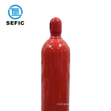 Firefighting Cylinder 37Mn 150Bar 80L Seamless Steel CO2 Cylinder