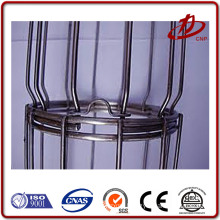Connect pieces prorated unit of filter cage
