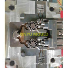 Automobile AC compressor rear housing die