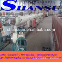 2014-new hot hdpe pipe making machine