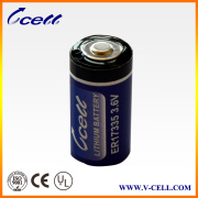 3.6V Lithium Battery for Electricity Meters Er17335