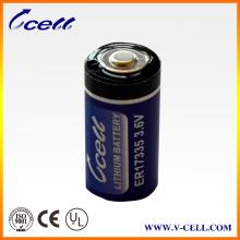 3.6V 1900mAh 2/3A Er17335 Lithium Polymer Battery Pack