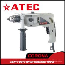 Taladro de impacto eléctrico industrial profesional de las herramientas eléctricas 13m m (AT7228)