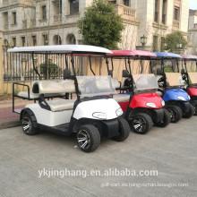 Jinghang 250cc coche de golf de gasolina con 2 4 6 8 10 asientos
