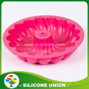 Different Shape Mini Flower Silicone Cake Mold