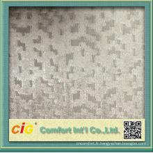 Tissu de tapisserie d'ameublement de vente chaude de 2016 pour le sofa