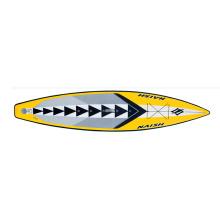 Touring Paddle Boards mit Spitzbogen und CE