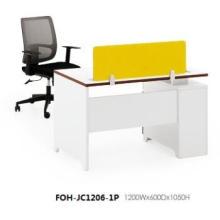 Moderne Büro-freistehende Einzelperson Workstation