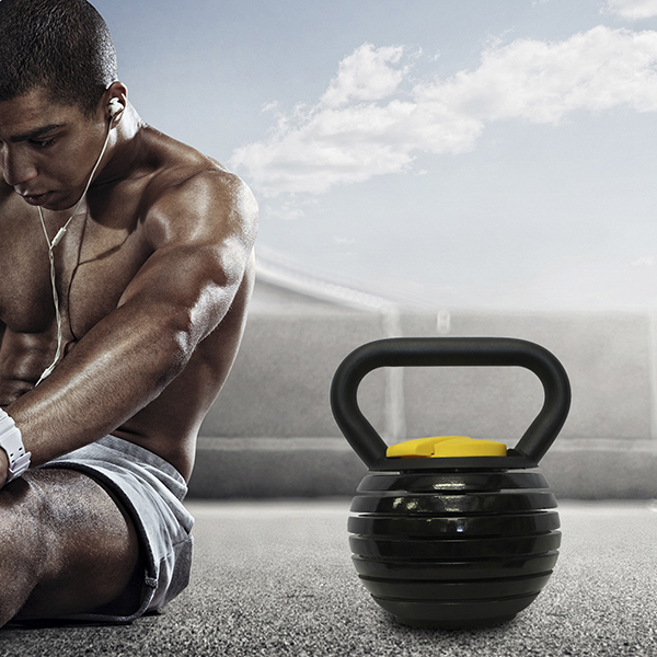 Adjustable Kettlebell11